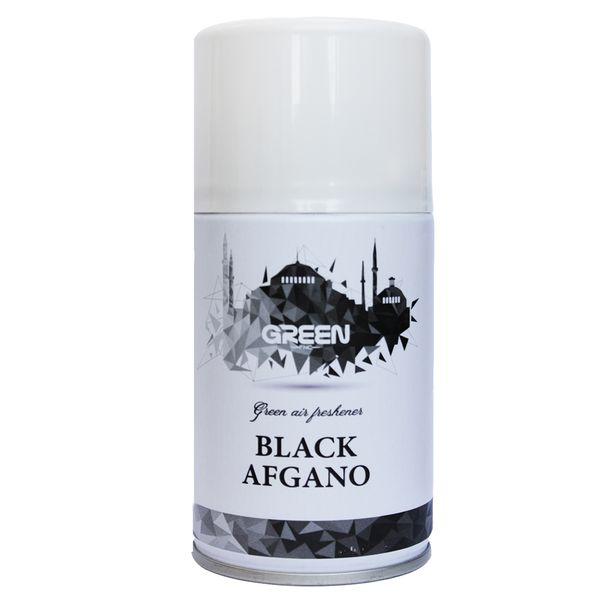 اسپری خوشبو کننده هوا گرین مدل BLACK AFGANO