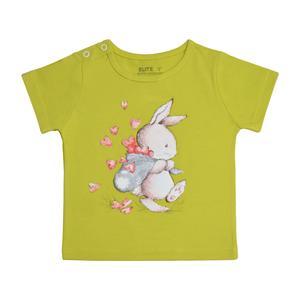 تی شرت دخترانه الیت مدل 1-635