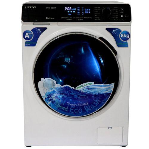 ماشین لباسشویی ریتون مدل JW80-1222W ظرفیت 8 کیلوگرم