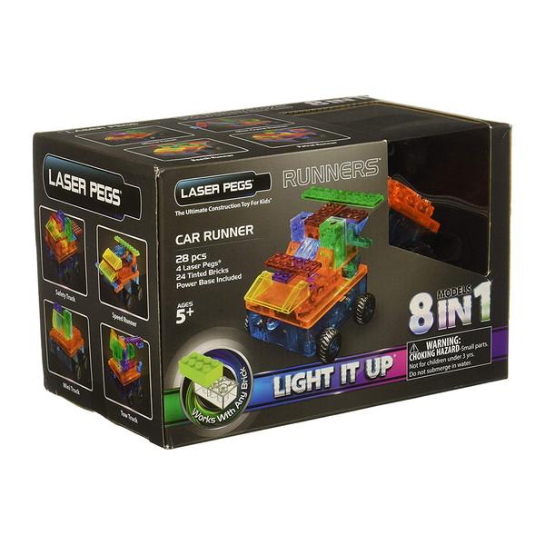 ماشین بازی لگو ساختنی برند لیزر پگز مدل 8IN1 لیزر