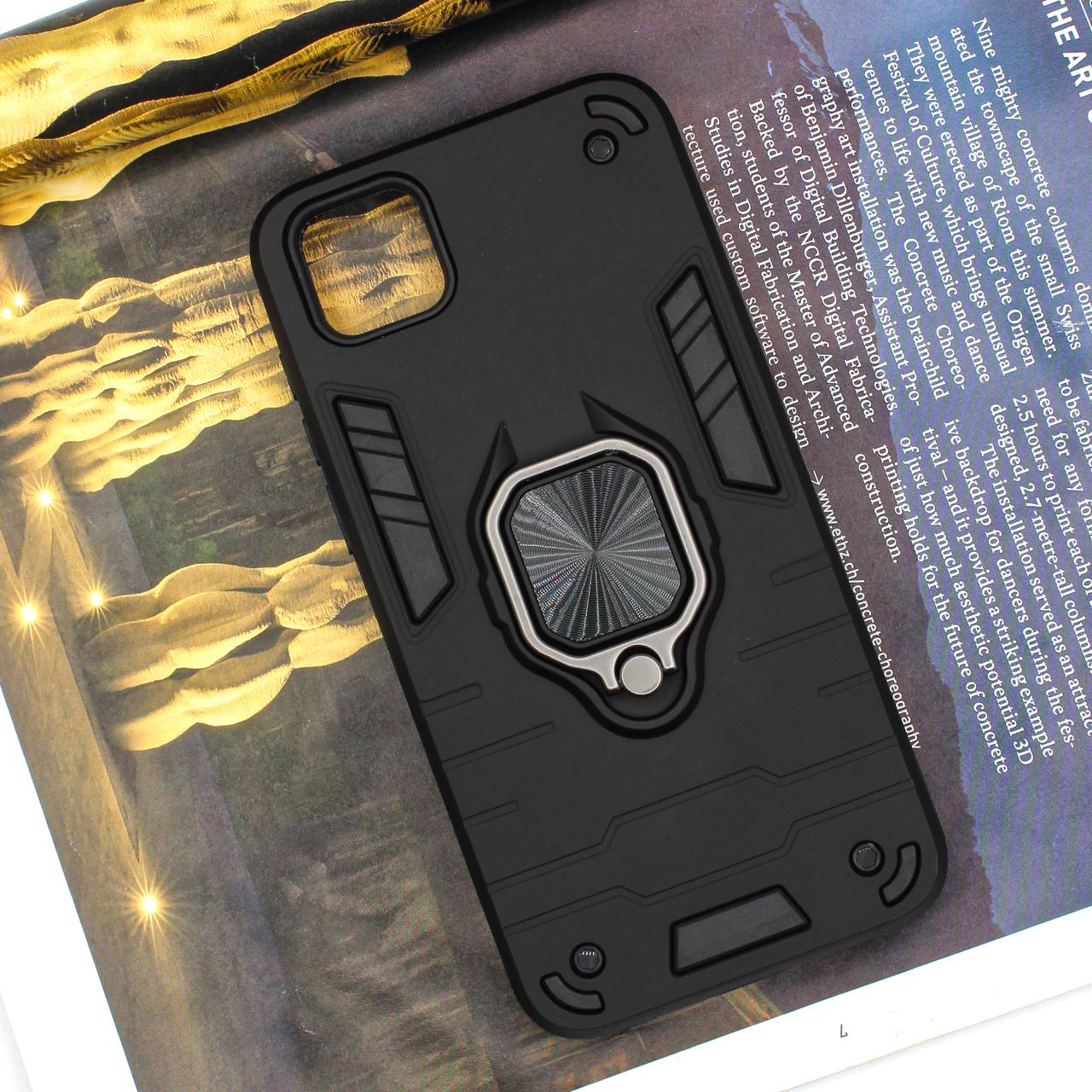 کاور کینگ پاور مدل ASH22 مناسب برای گوشی موبایل هوآوی Y5p / Y5 2020 / آنر 9S main 1 12