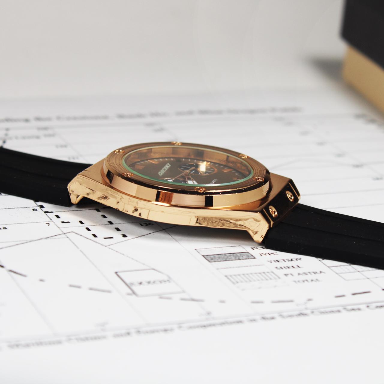 خرید اینترنتی                     ساعت مچی مردانه گیکی مدل GK-001