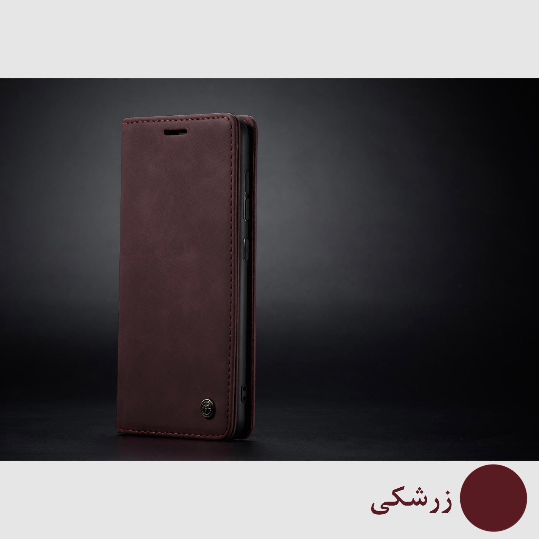 کیف کلاسوری کیس می مدل Vintage-013 مناسب برای گوشی موبایل شیائومی Redmi Note 8 Pro main 1 24