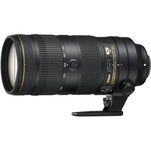 لنز نیکون مدل AF-S NIKKOR 70-200mm f/2.8E FL ED VR