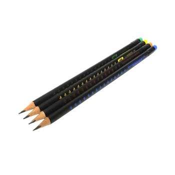 مداد مشکی ووک مدل 143 بسته 4 عددی