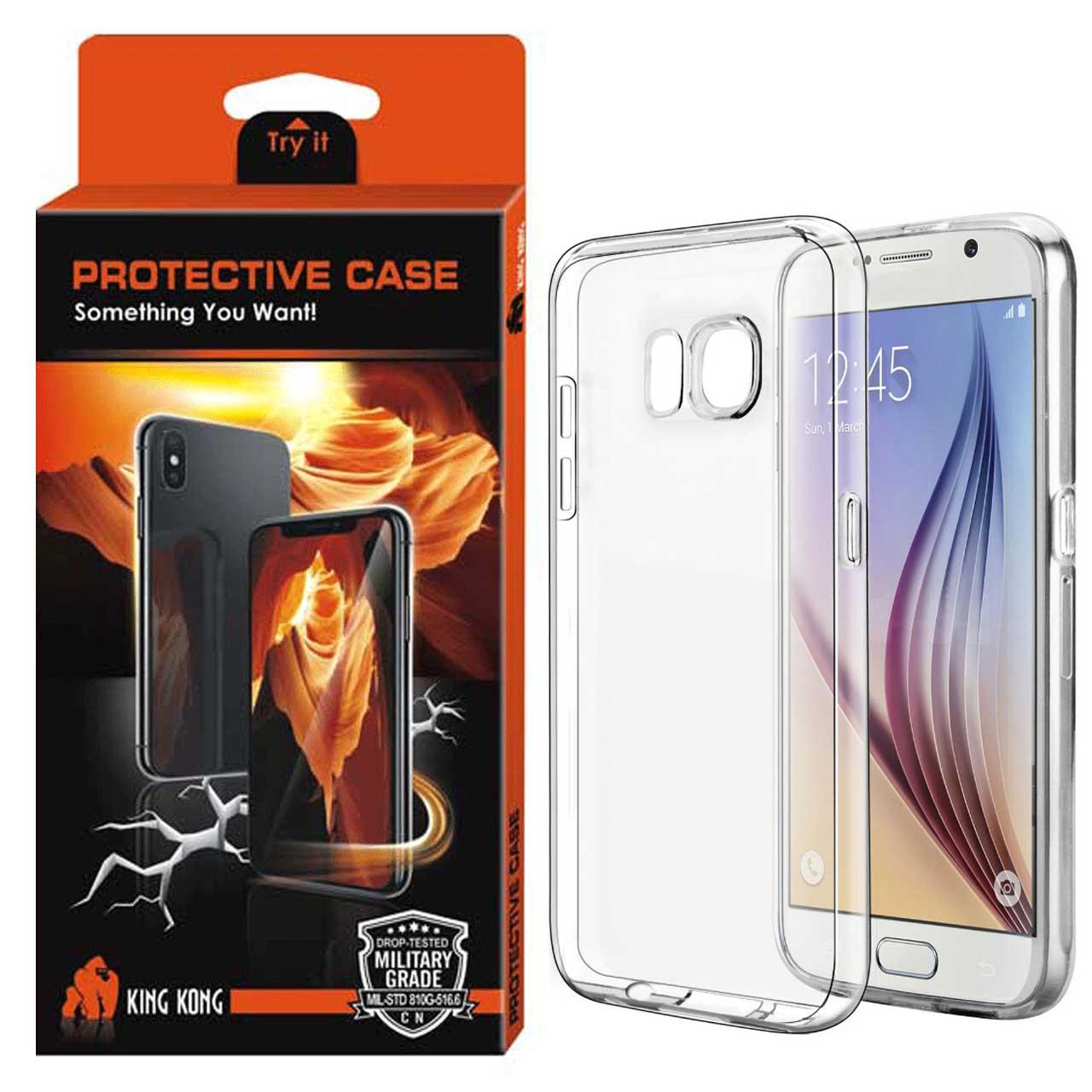 کاور کینگ کونگ مدل Protective TPU  مناسب برای گوشی سامسونگ گلکسی S7