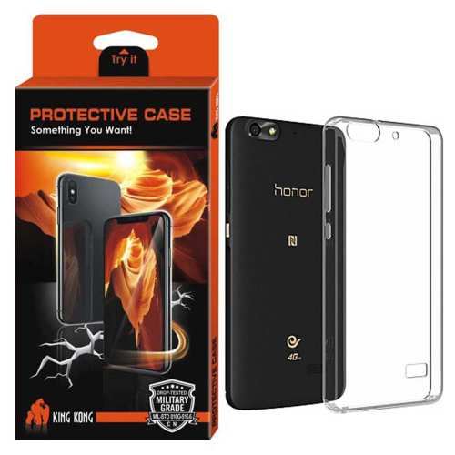 کاور کینگ کونگ مدل Protective TPU  مناسب برای گوشی هواوی Honor 4C