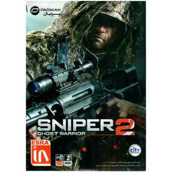 بازی Sniper 2 Ghost Warrior مخصوص PC
