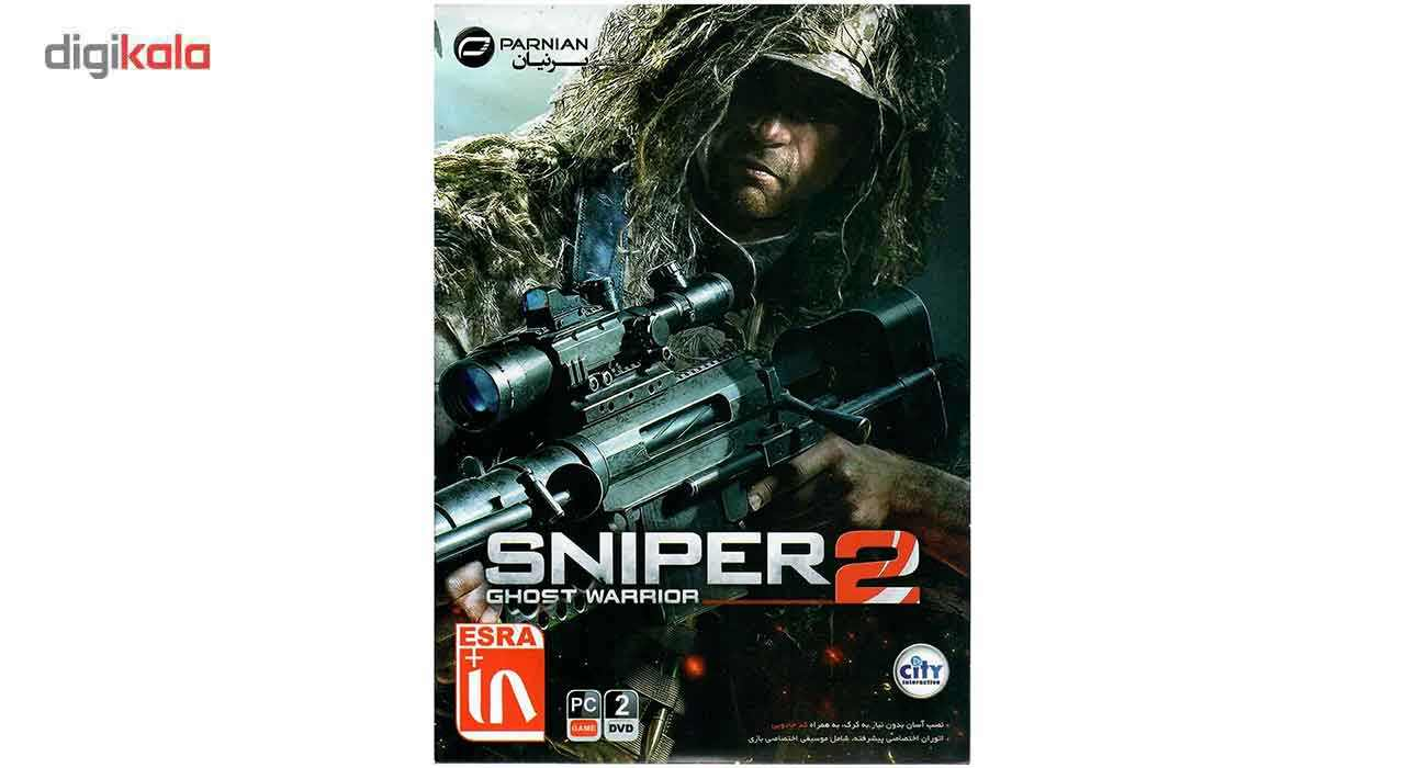 بازی Sniper 2 Ghost Warrior مخصوص PC  main 1 1