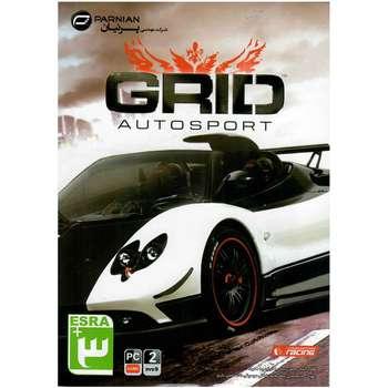 بازی GRID Autosport مخصوص PC
