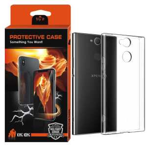 کاور کینگ کونگ مدل Protective TPU  مناسب برای گوشی سونی اکسپریا XA2