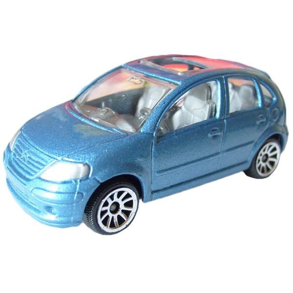 ماشین بازی ماژورت مدل Citroen C3