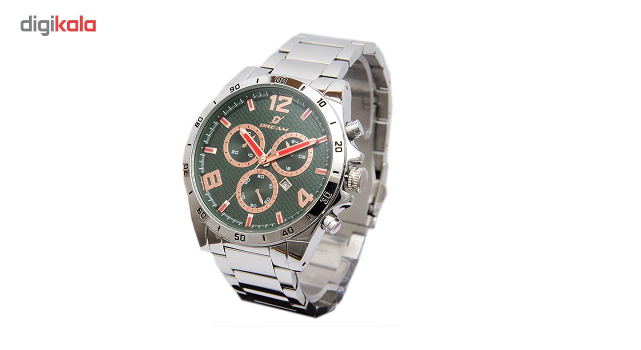 ساعت مچی عقربه ای مردانه دریم مدل 1424G-2