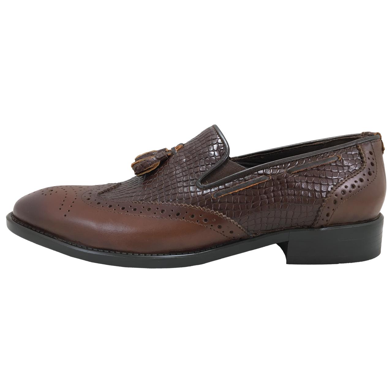 کفش مردانه مدل کاترین کد 2765