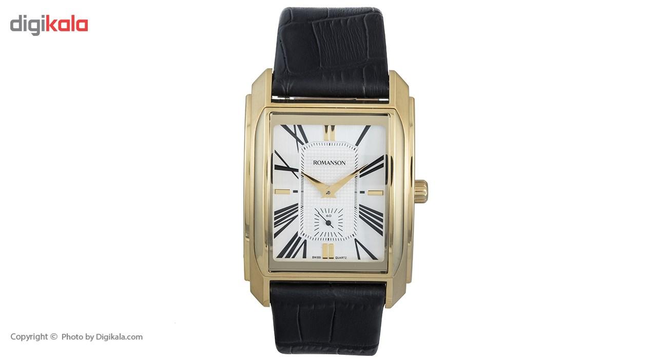 خرید ساعت مچی عقربه ای مردانه رومانسون مدل TL2629JM1GAS1G