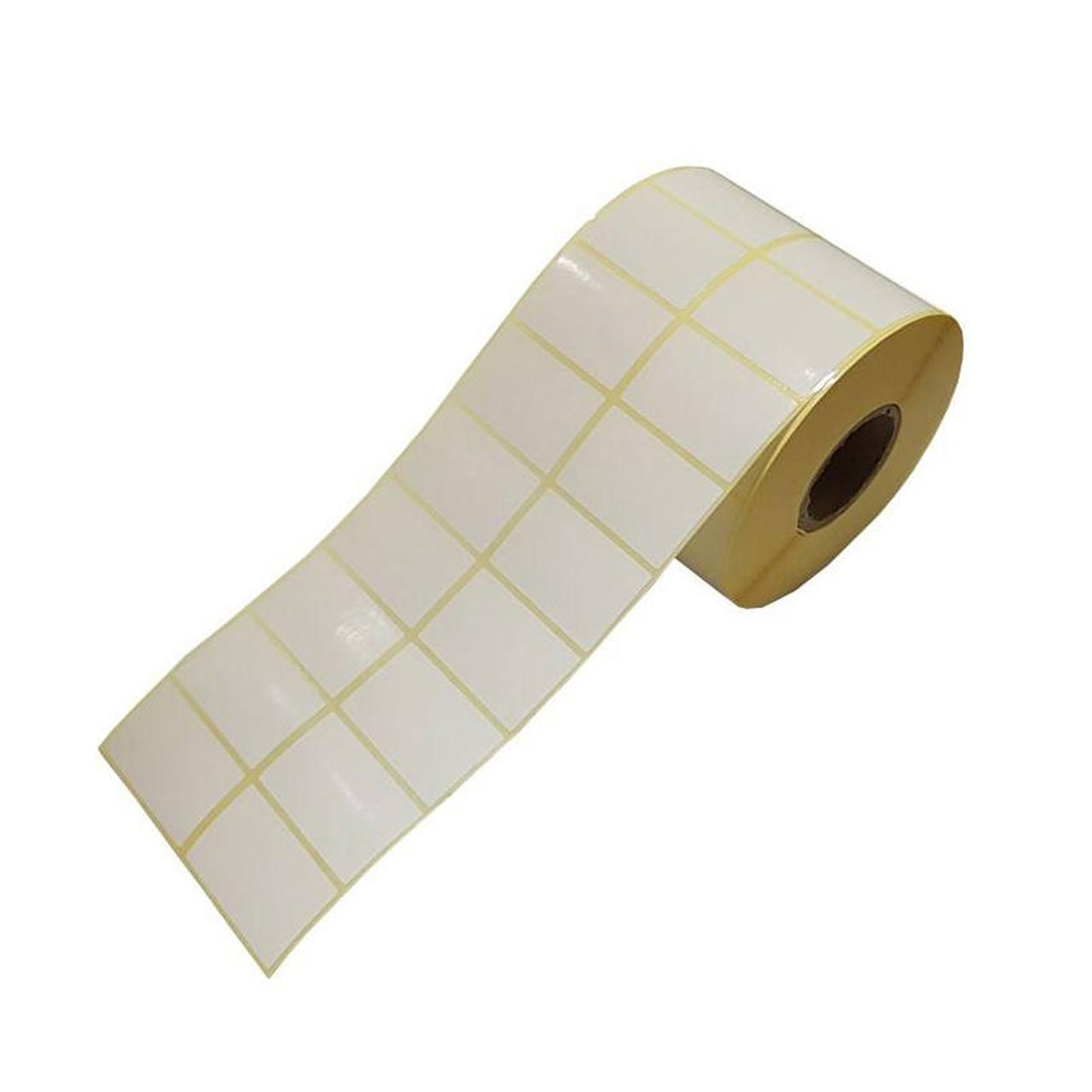 برچسب پرینتر لیبل زن آی تی پی مدل 2/ITP3045 کاغذی سفید رول 4000 عددی