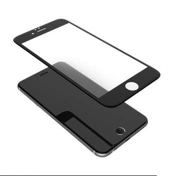 محافظ صفحه نمایش شیشه ای مدل 3D مناسب برای گوشی iPhone 6/6s