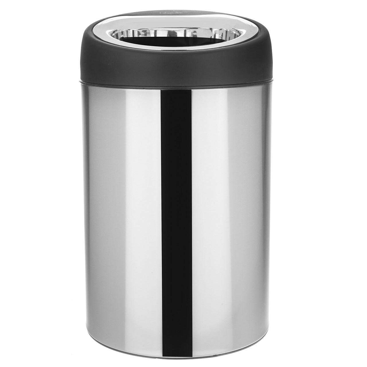 سطل زباله آکا الکتریک مدل Shoot گنجایش 38 لیتر