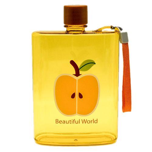 قمقمه طرح میوه مدل سیب