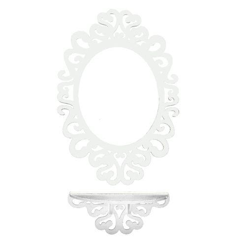 آینه کنسول مدل منفیس متوسط