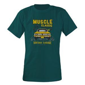 تی شرت مردانه مسترمانی مدل ماشین کد 971