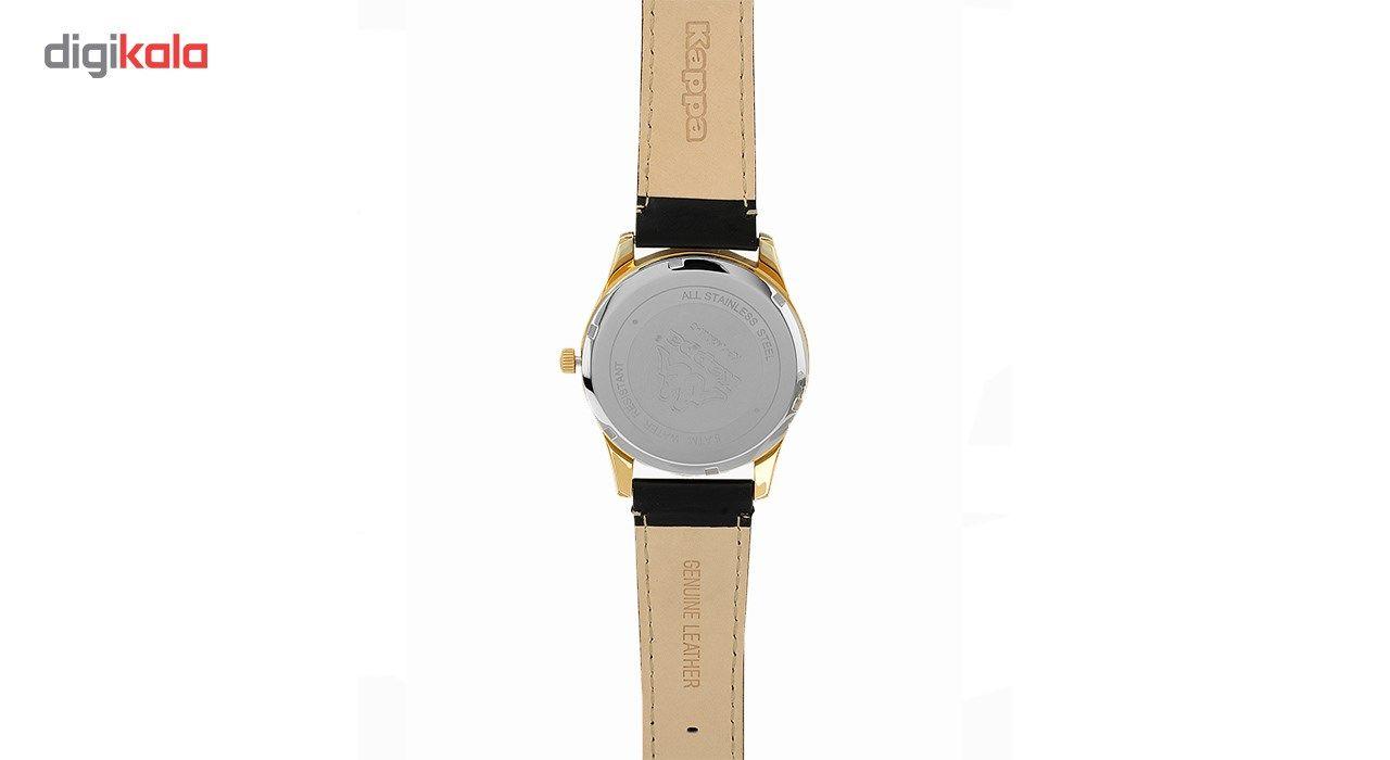 ساعت مچی عقربه ای  کاپا مدل 1420m-c -  - 5