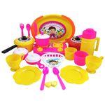 ست اسباب بازی آشپزخانه مدل سبدی کد KID 020 thumb
