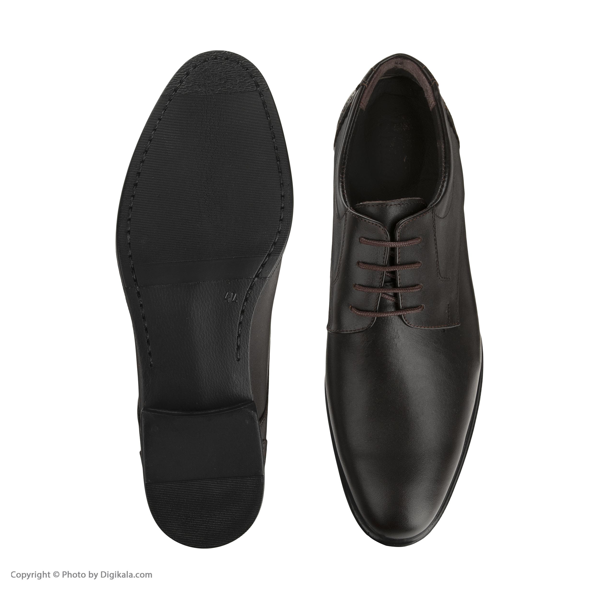 کفش مردانه بلوط مدل 7297A503104 -  - 4