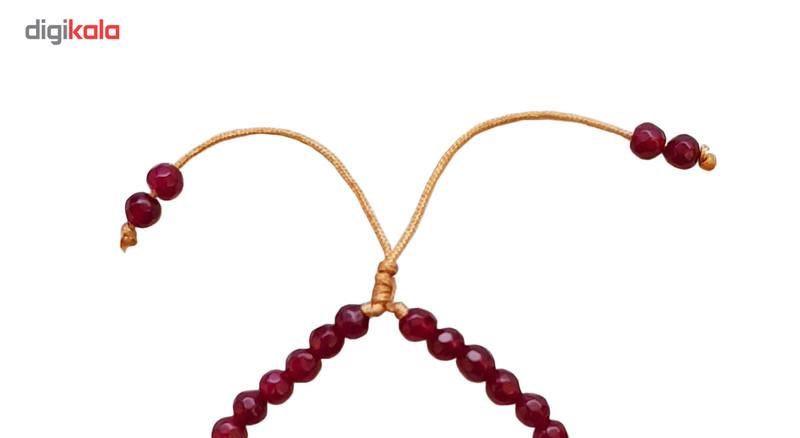 دستبند طلا 18 عیار گرامی گالری مدل B425