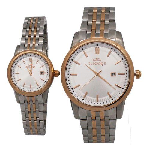 ساعت ست مردانه و زنانه الگانس مدل SU-0012