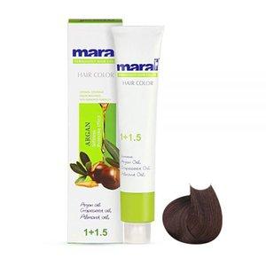 رنگ مو مارال سری طبیعی مدل قهوه ای متوسط شماره 4.0