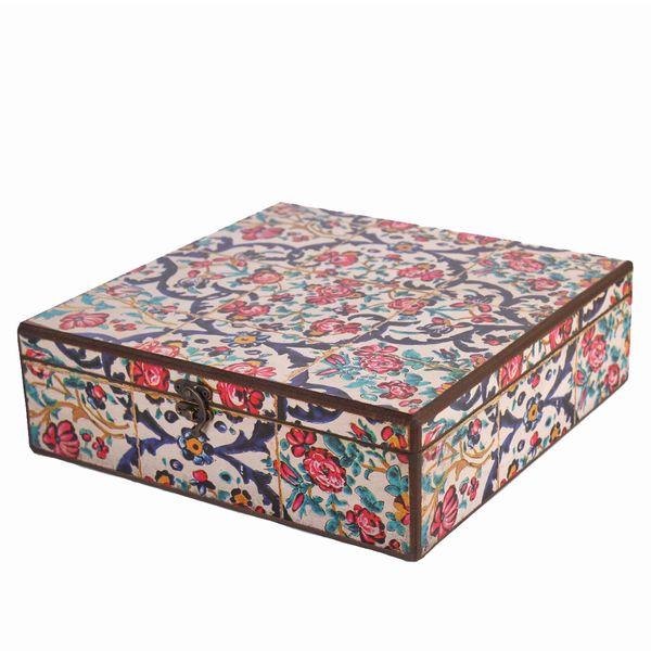 جعبه چای کیسه ایی فاتح کدT10