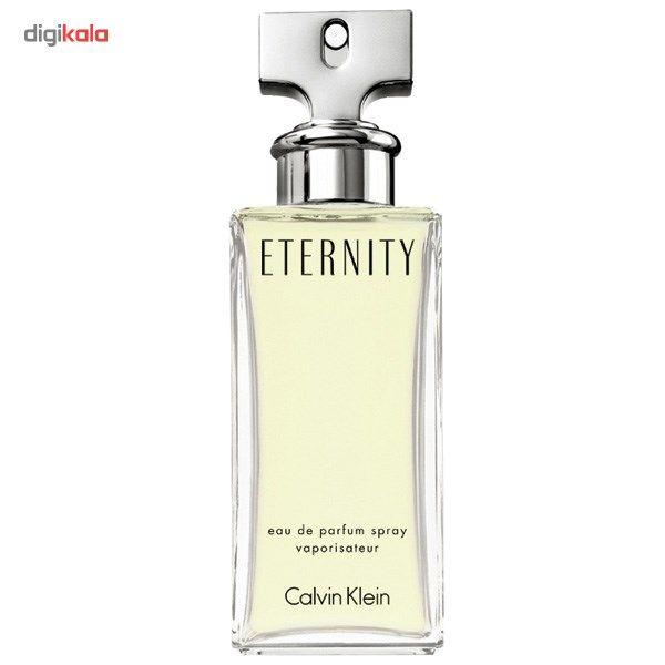 2e64dd8f7 مشخصات، قیمت و خرید ادو پرفیوم زنانه کلوین کلاین مدل Eternity حجم ...