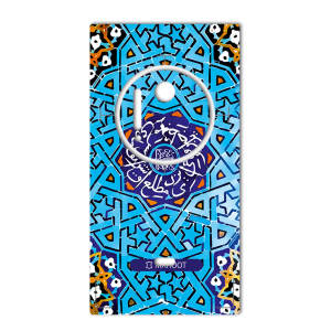 برچسب تزئینی ماهوت مدل Slimi design-tile Design مناسب برای گوشی  Nokia Lumia 1020