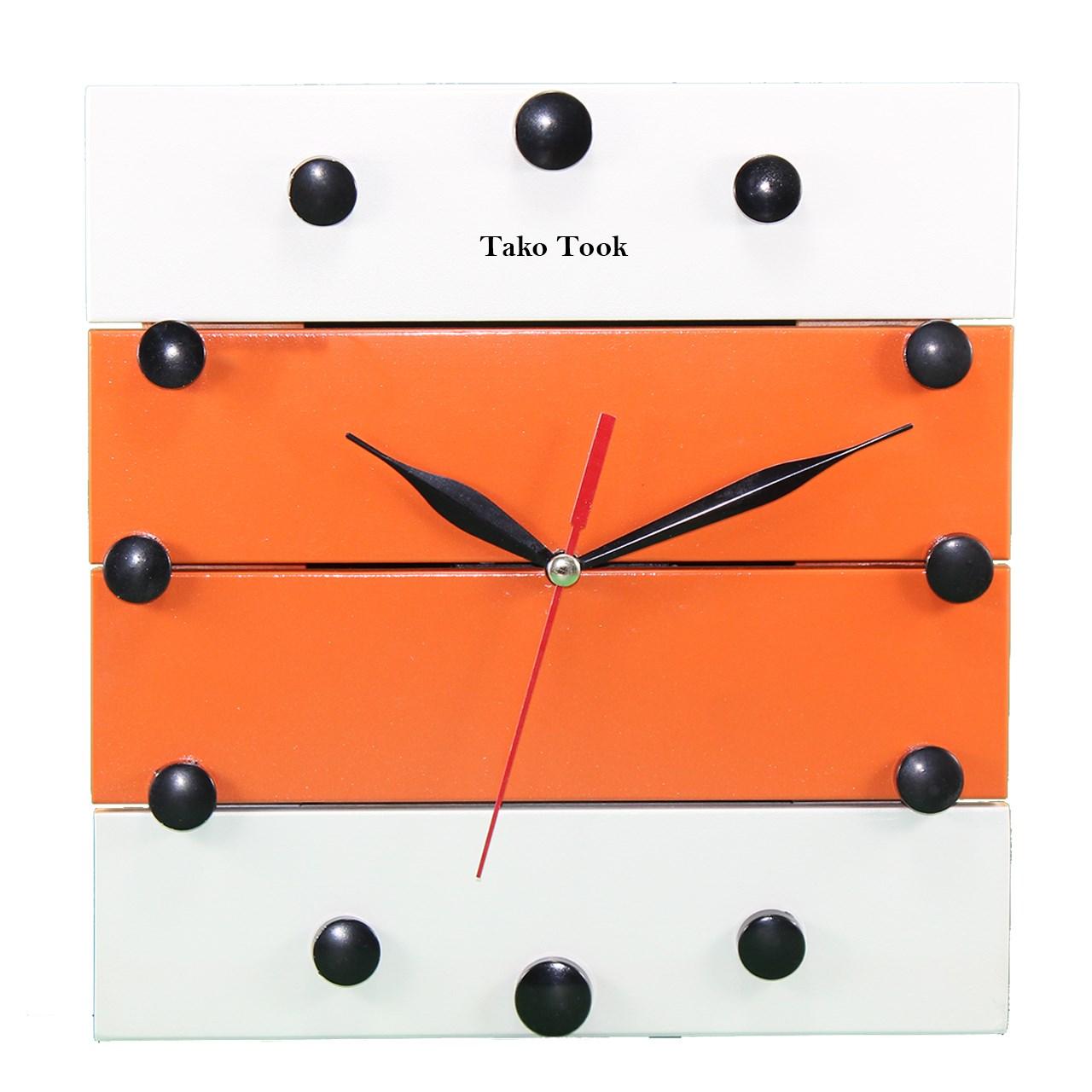 ساعت دیواری تک و توک مدل T-020
