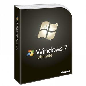مایکروسافت ویندوز 7 نسخه Ultimate 64-bit - life time