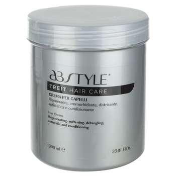ماسک احیا کننده و نرم کننده مو ای بی استایل مدل Treit Hair Care حجم 1000 میلی لیتر