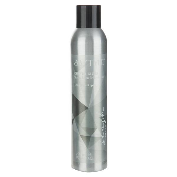 اسپری براق کننده و صاف کننده مو ای بی استایل مدل Crystal Gloss حجم 300 میلی لیتر