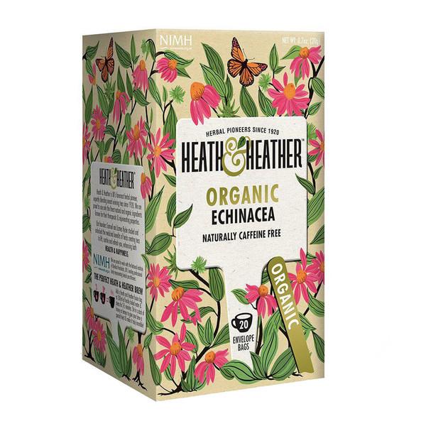 بسته دمنوش هیت و هیتر مدل Echinacea