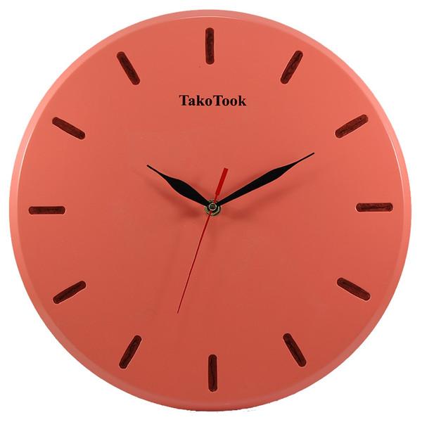 ساعت دیواری تک و توک مدلT-017 سایز 40*40