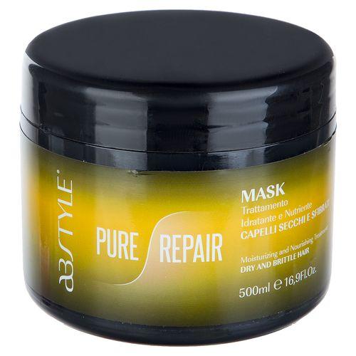 ماسک ترمیم کننده و آبرسان ای بی استایل مدل Pure Repair حجم 500 میلی لیتر