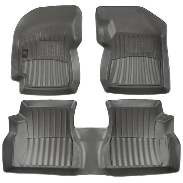 کفپوش سه بعدی خودرو مناسب برای پراید 131 صبا ساینا |