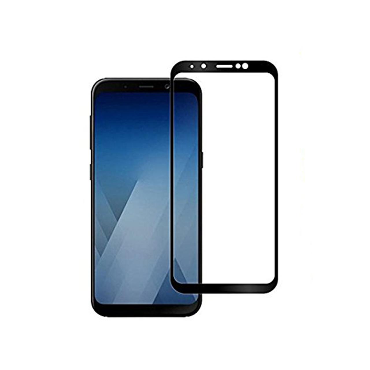 محافظ صفحه نمایش مدل Full Cover مناسب برای گوشی سامسونگ A6 Plus 2018