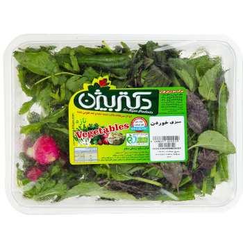 سبزی خوردن دکتر بیژن - 180 گرم
