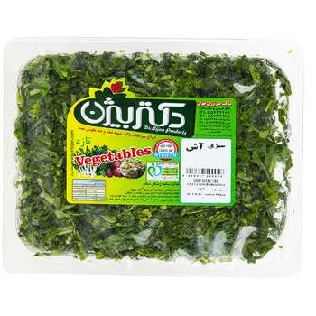 سبزی آش دکتر بیژن مقدار 380 گرم