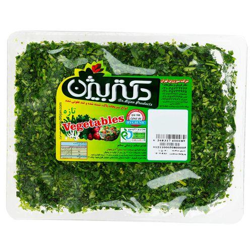سبزی دلمه دکتر بیژن مقدار 380 گرم