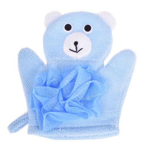 لیف حمام کودک ترانه طرح blue