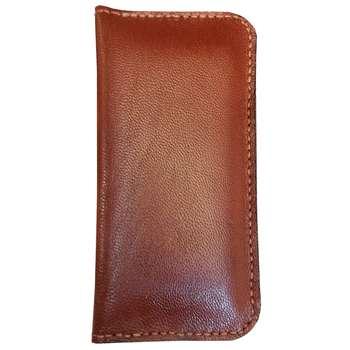 کیف پول مردانه چرم طبیعی آراد کد 715