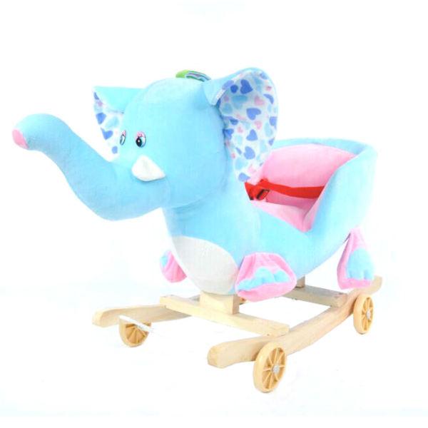 راکر کودک مدل بچه فیل