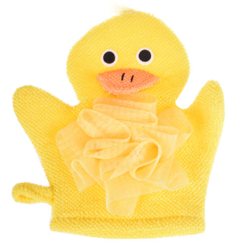 لیف حمام کودک ترانه طرح اردک